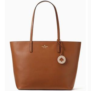 NEW AUTHENTIC Kate Spade Tanya Zip Tote Bag